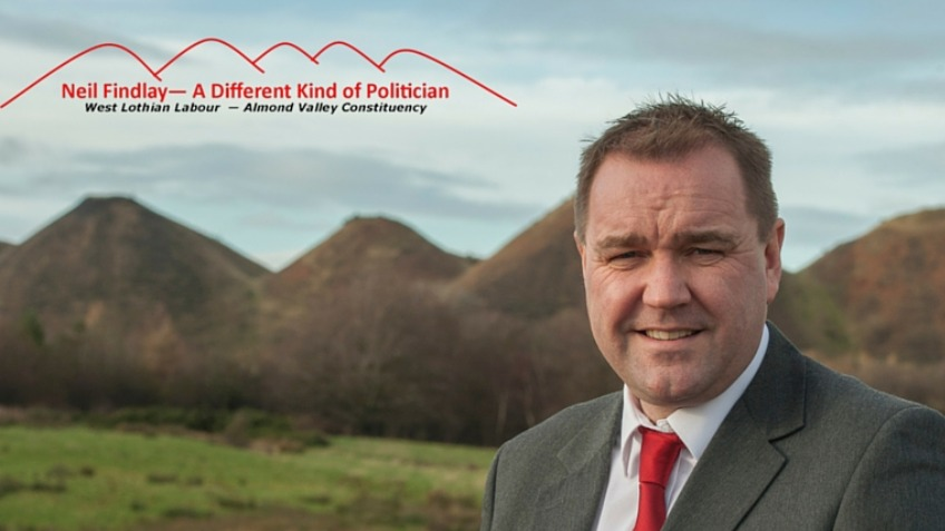 Almond Valley Labour Scottish Election 2016