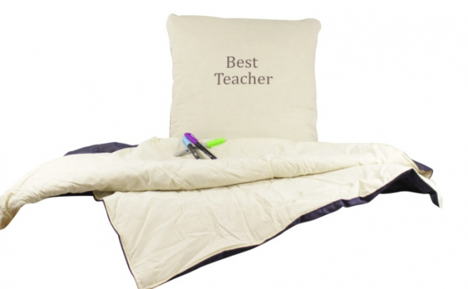The personalised secret pillow campaign image