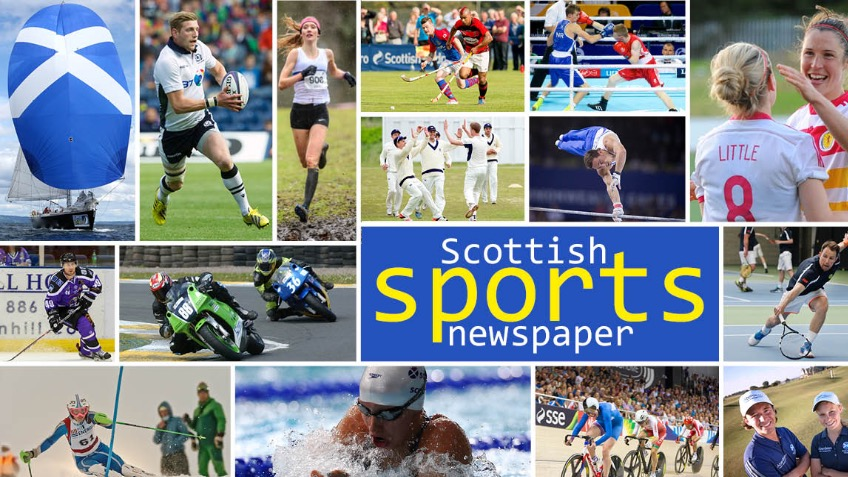 Scottish sports newspaper