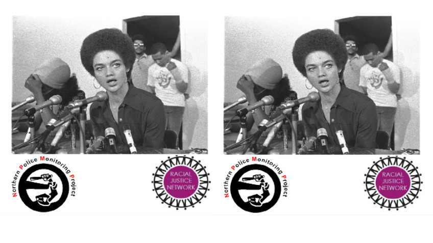 Black Panther, Professor Kathleen Cleaver UK visit