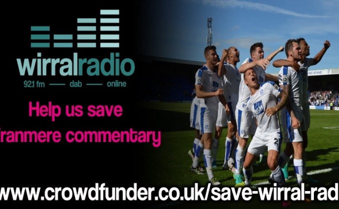 Save wirral radio image