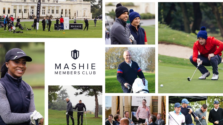 MASHIE - The Future of Golf Membership