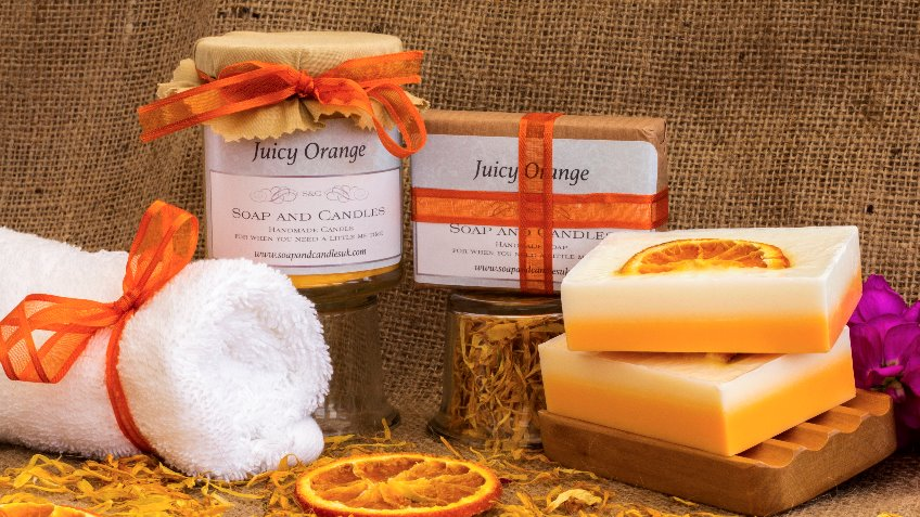 Soap and Candles UK