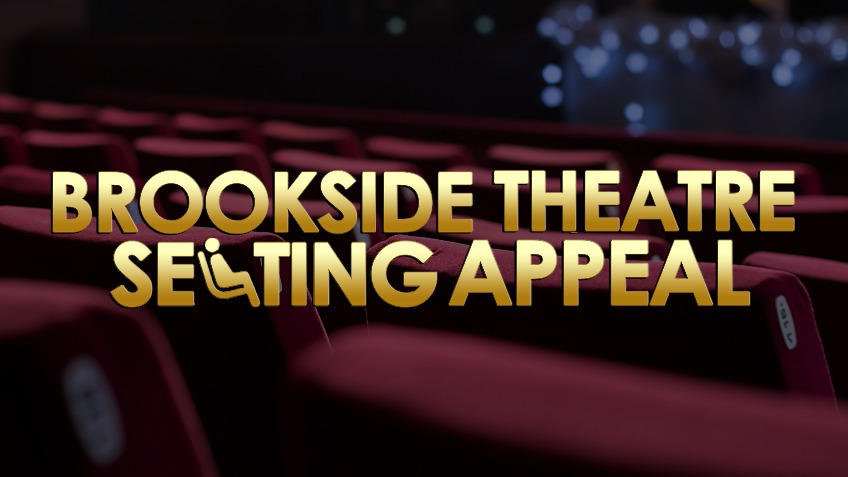 Brookside Theatre Seating Fund