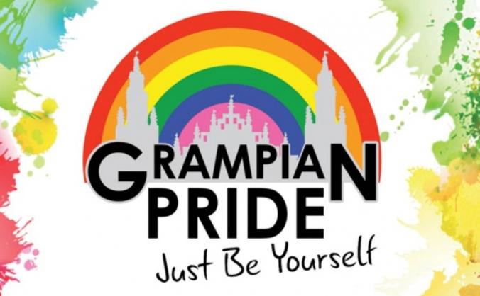 Grampian pride 2018 image