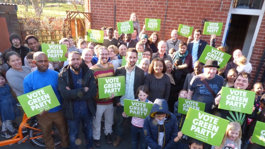 Central & Outer Leeds Green Party Election Fund