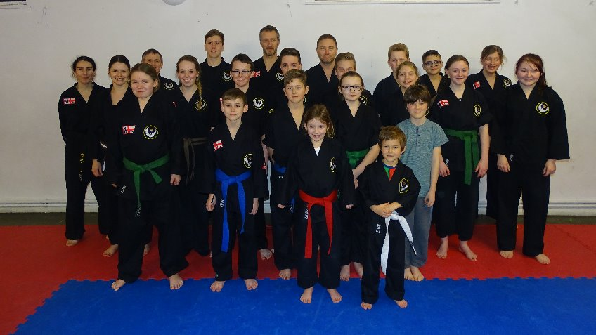BRIGG KARATE CLUB