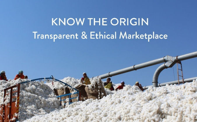 Know the origin: ethical & transparent marketplace image