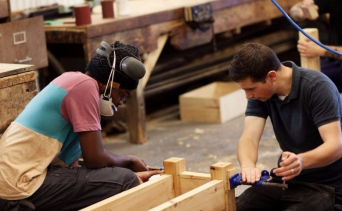 London reclaimed: help us secure young people's futures image