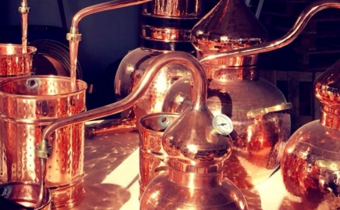 Doncaster dry gin image