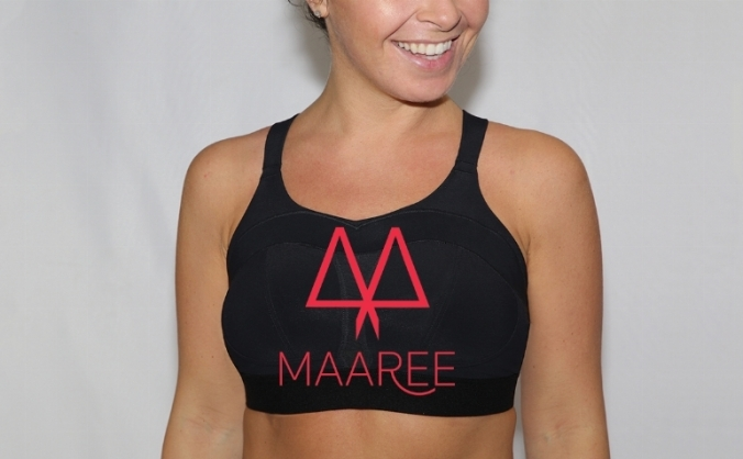Maaree - revolutionising the sports bra image