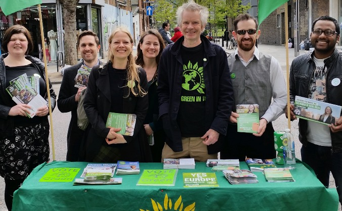 Elect A Green Councillor for Tower Hamlets, May 18