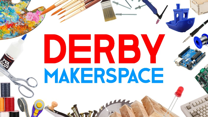 Derby MakerSpace - Community work space in Derby