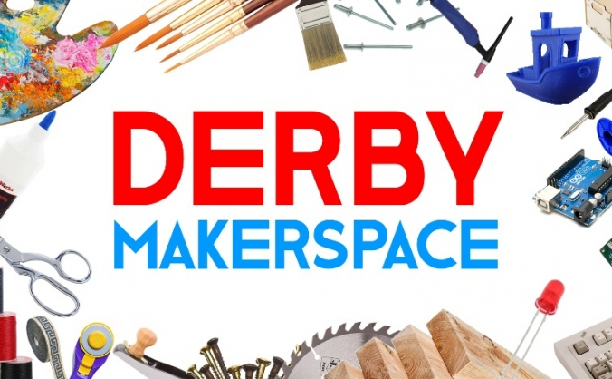 Derby makerspace - community work space in derby image