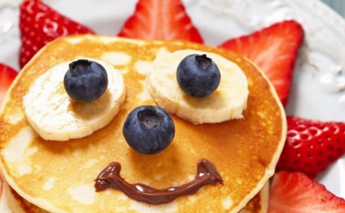 Pancakes for kids image