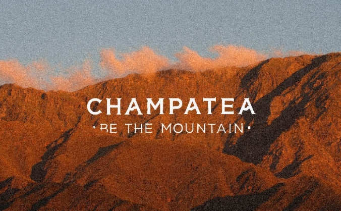 Champatea: be the mountain image
