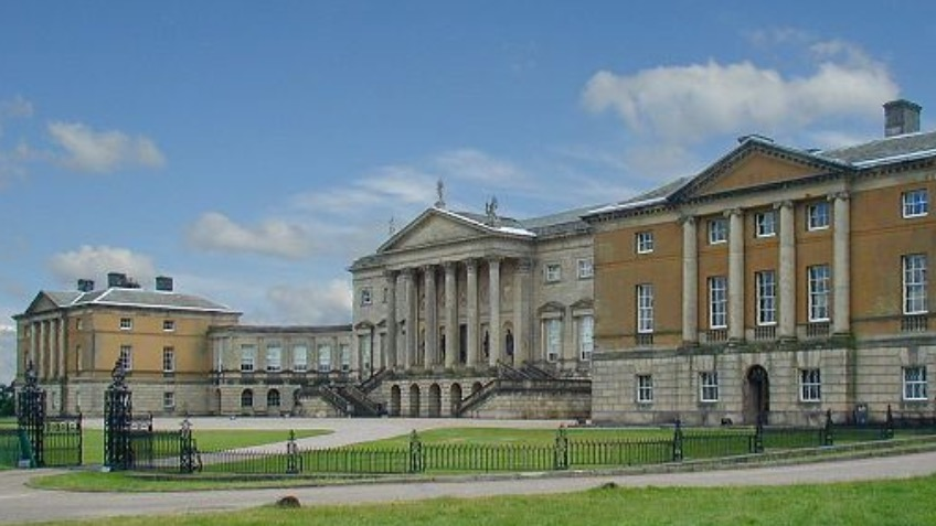 Protect Our National Heritage- Kedleston Hall