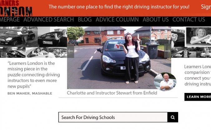 Instructorhub driving school comparison site image