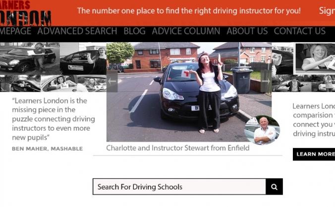 Instructorhub driving school comparison site image