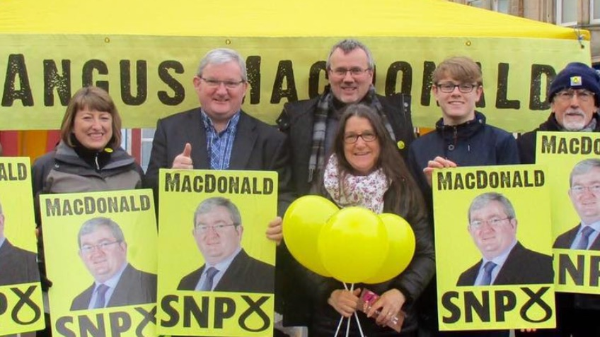 Re-Elect Angus MacDonald as MSP for Falkirk East