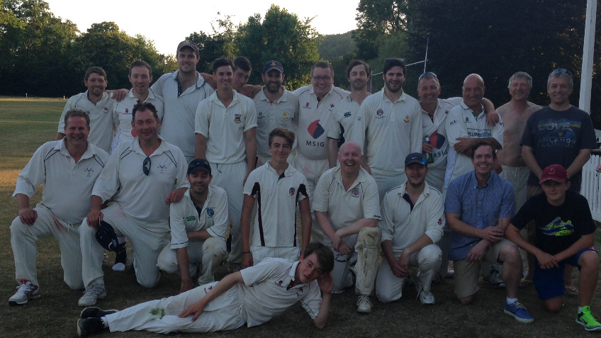Farningham CC Roof Repair Fund