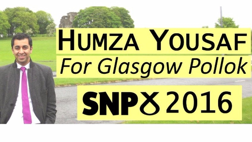 Help the SNP win Glasgow Pollok at Holyrood 2016