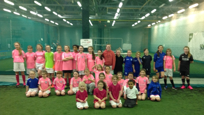Bromborough and Eastham Stars -Girls Football Club