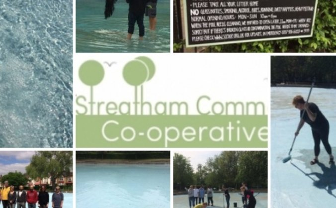 Save streatham common paddling pool 2018 image