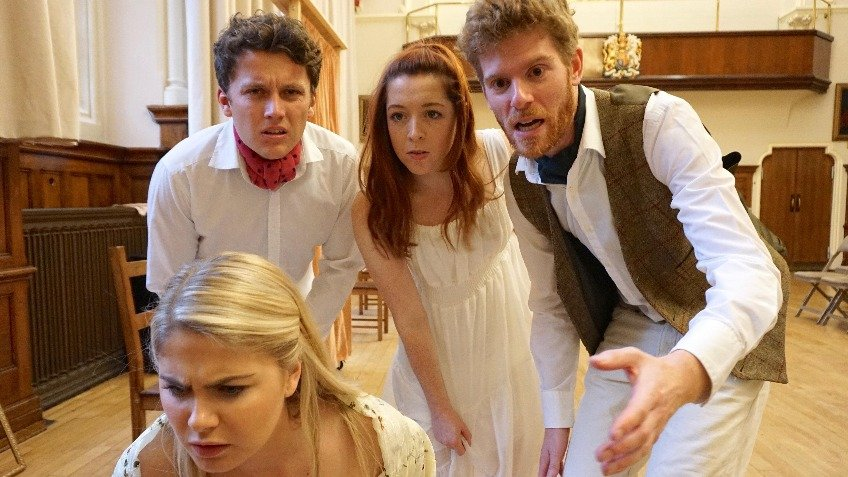 Help Cyphers Tour Northanger Abbey