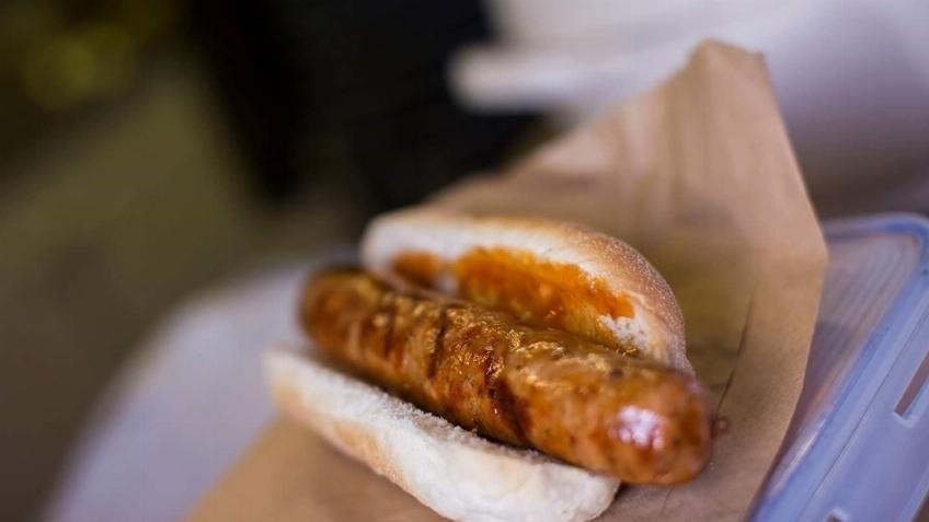 Jerk sausage