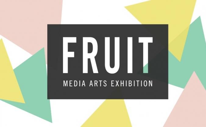 Fruit: media arts degree show image