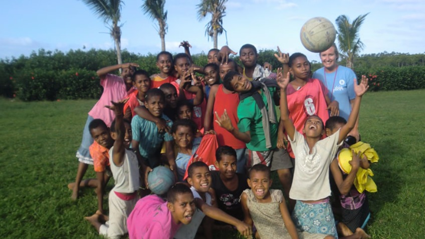 Summer Volunteer Project to Fiji
