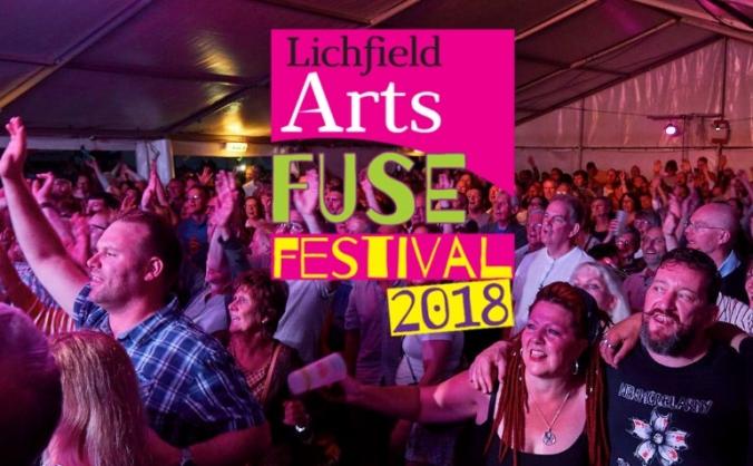 Lichfield fuse festival: #fundfuse18 image