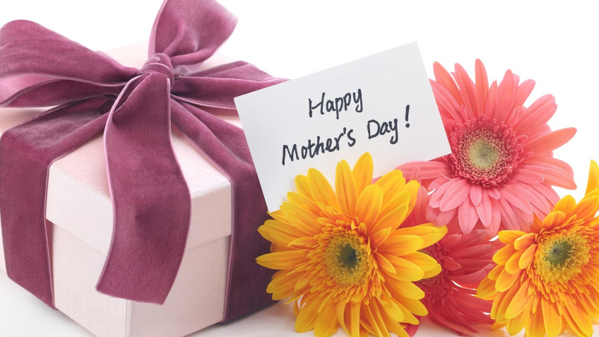 Gift & flower delivery ideas for this Mother's Day