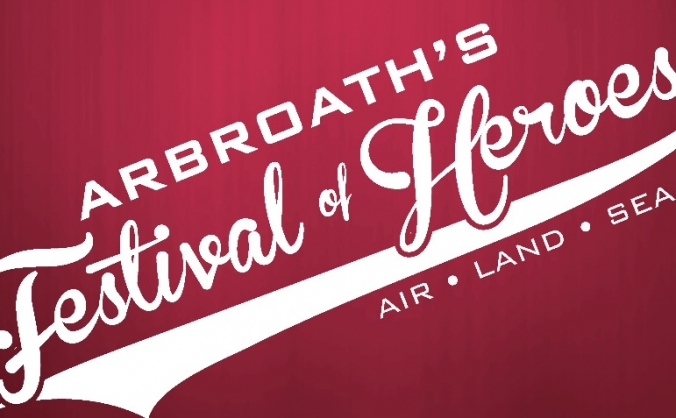 Arbroath's festival of heroes image