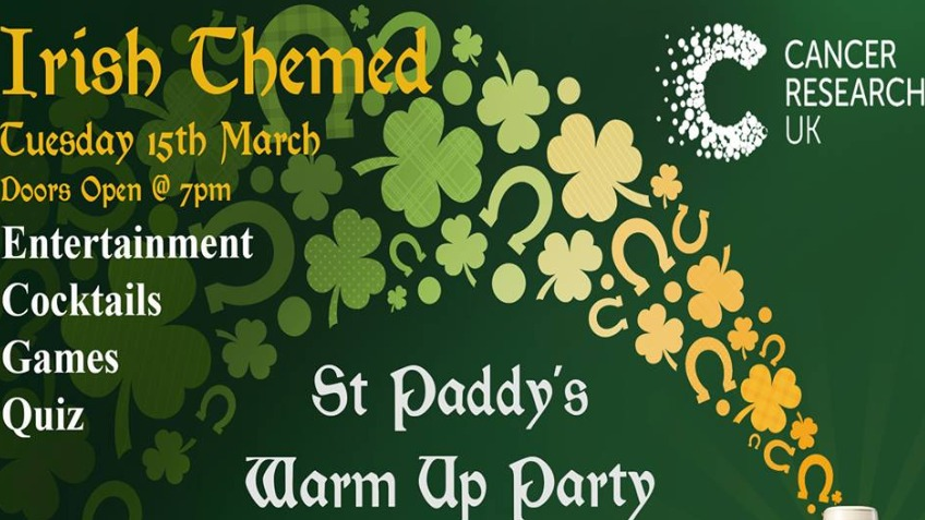 St. Paddy's Warm Up Party