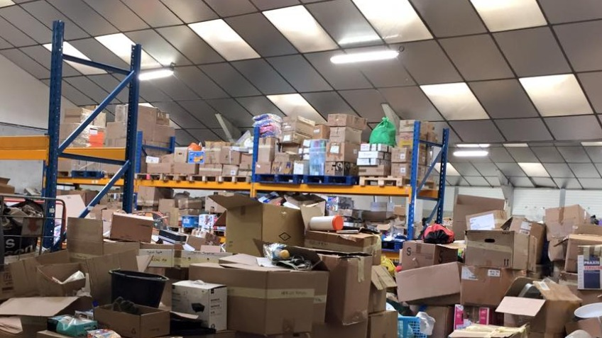Calais Refugee Crisis - Volunteer Aid in Calais