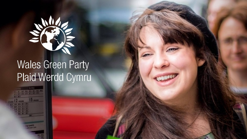 Amelia Womack - A Green AM for South Wales Central