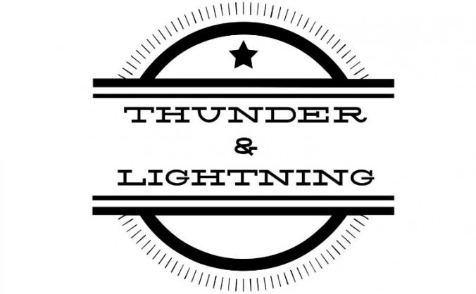 Thunder and lightning image