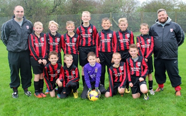 Teversal FC Under 11's Southport Tournament