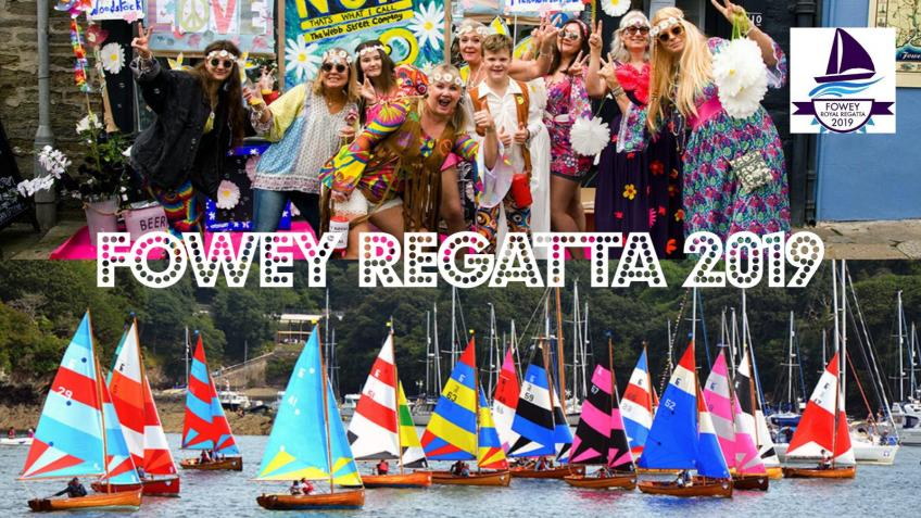 Fowey Royal Regatta 2018