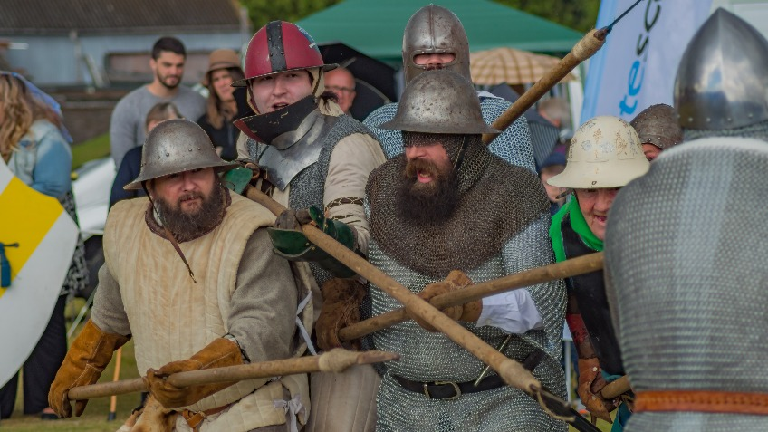 Monifieth Medieval Fair