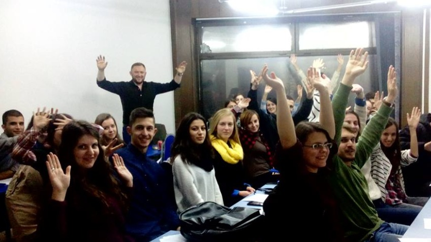 Free Education Week for Young Adults in Kosovo