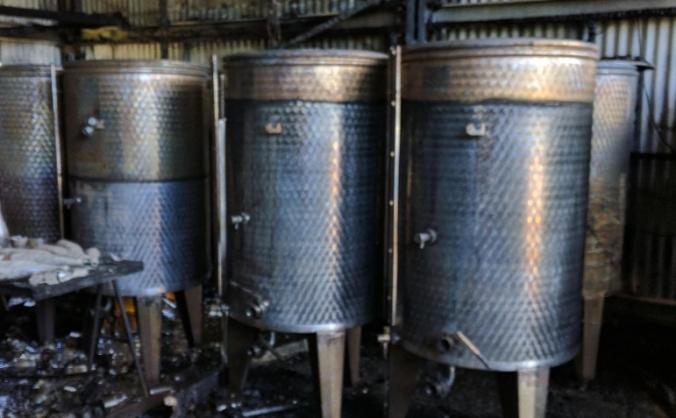 Rebuilding halfpenny green cider company image