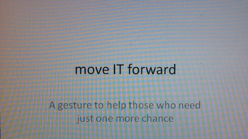 Move it on - Charity to help people in East Anglia
