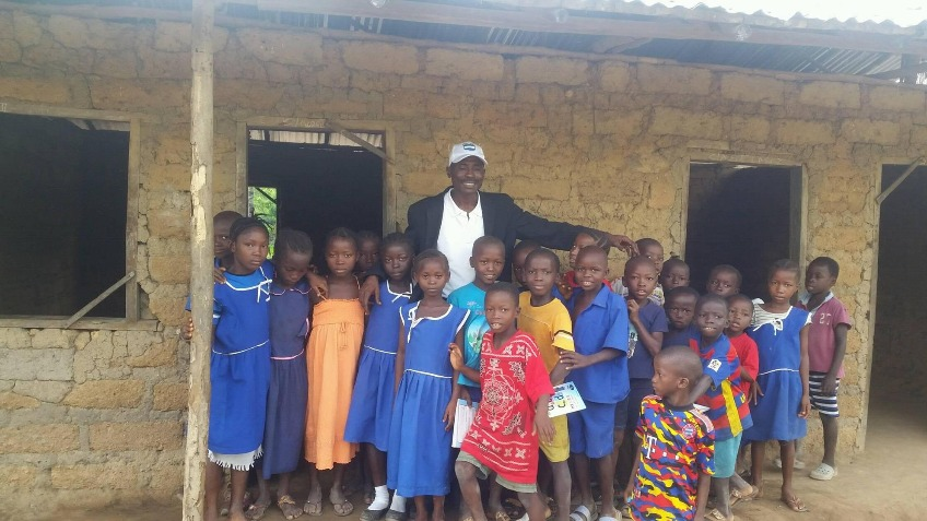 Primary School for Ebola Orphans in Sierra Leone