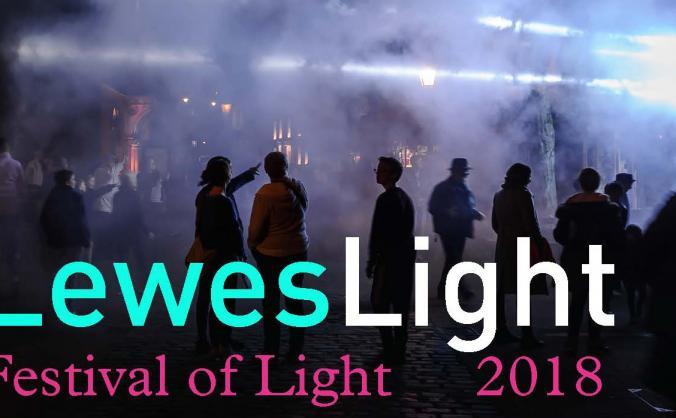 Leweslight festival 2018 image