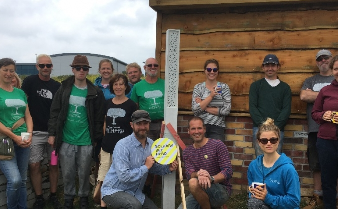 Community workshop at newquay orchard image