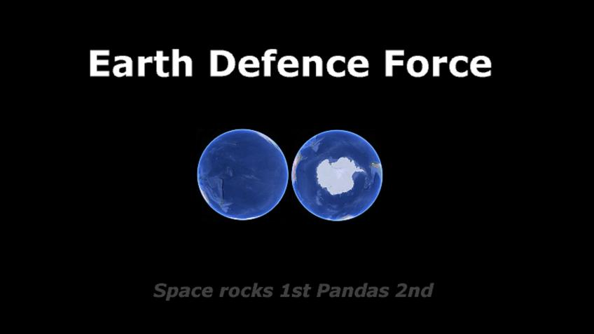 EDF Global Asteroid Defence System