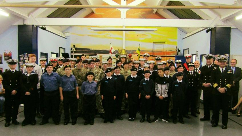 South Shields Sea Cadets and Marine Cadets Fund